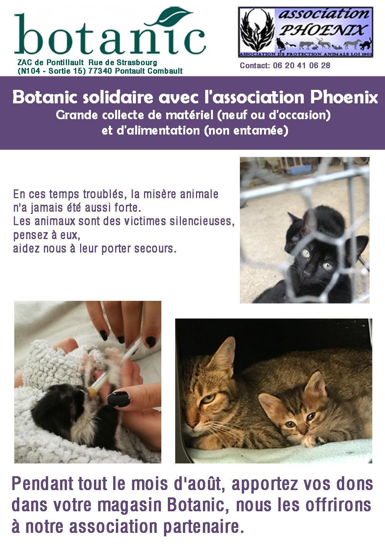 64 collecte botanic pontault aout 2020